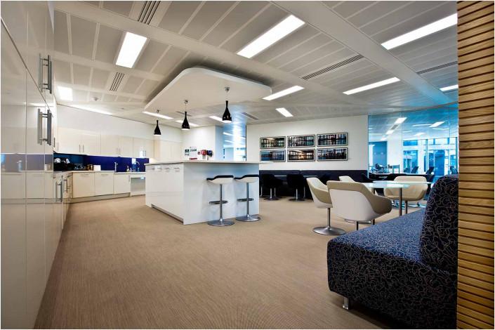 architecture business kitchen interior