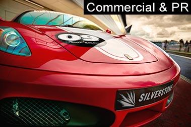 Commercial & PR