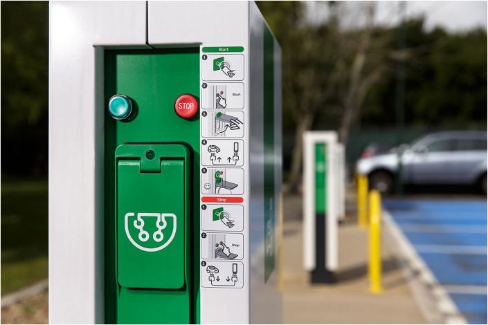 exterior electronic fuel pumps